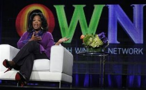 Oprah Winfree is fighting for her business life