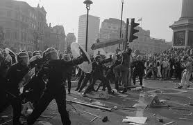 UK Riots photo from CNN