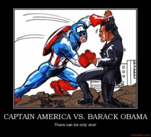 America vs. Barack Obama