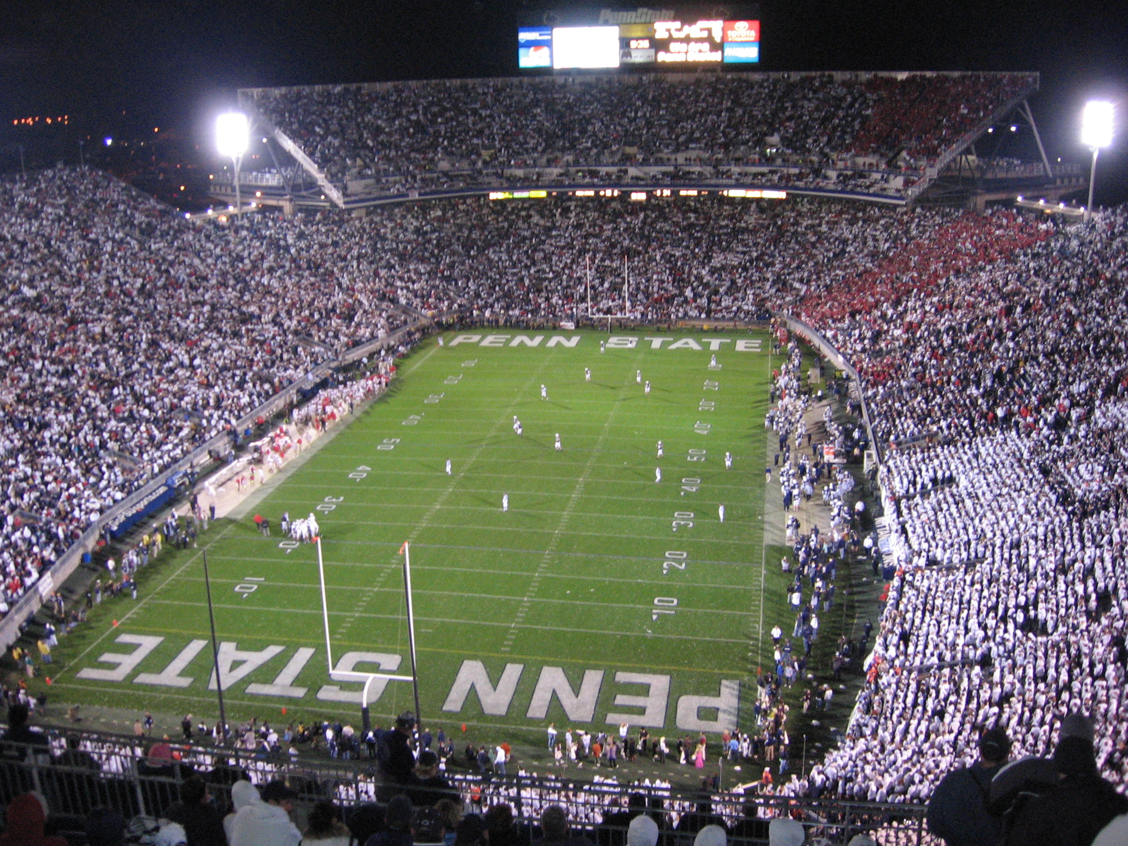 For Penn State: A Publicity Nightmare | US Daily Review