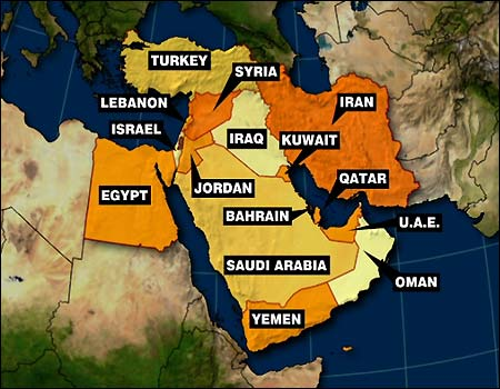 middle eastern conflict and terrorism A meme is gaining traction within american government and media, and it goes like this: the conflicts of the middle east aren't about religion.