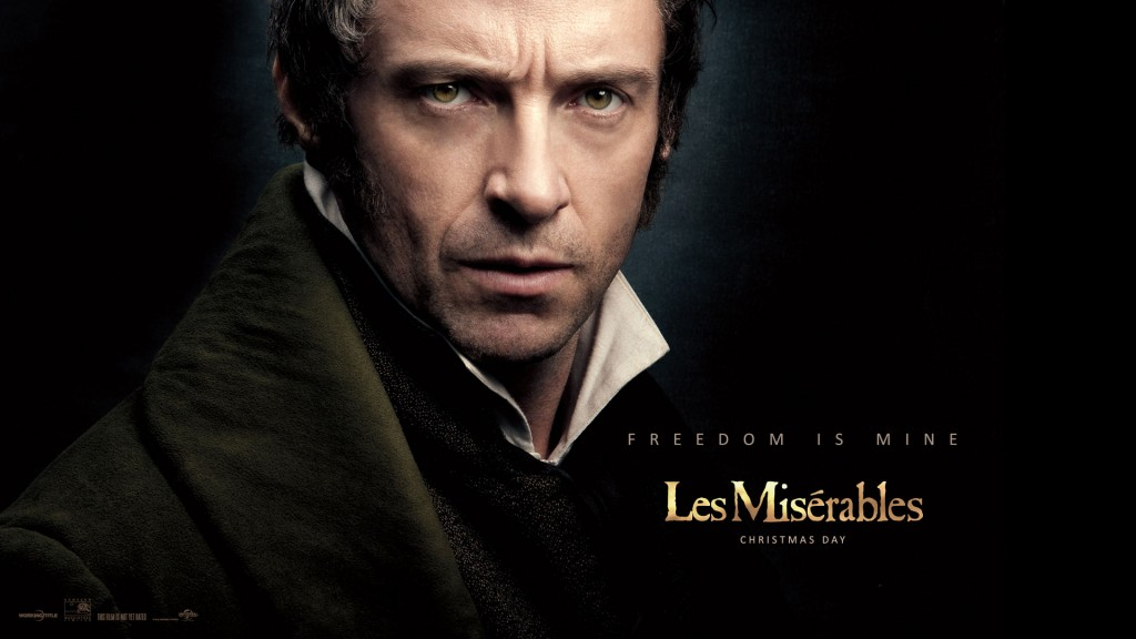 """Les Miserables"", review, ""Les Miserables film review"", ""Jean Valjean"", Hugh Jackman"