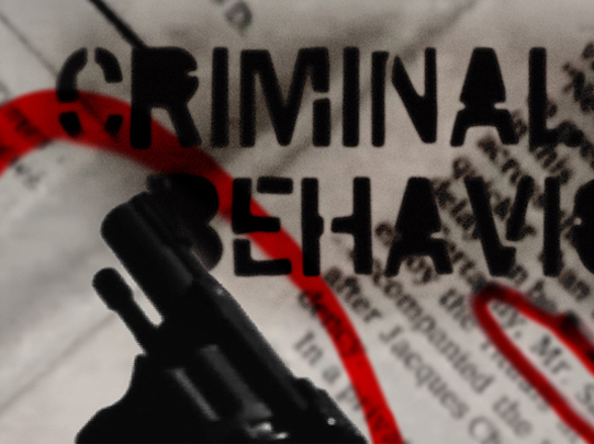 criminal behaviour Criminal behavior analysis, or 'forensic psychology' as it is more commonly referred to, combines an understanding of the criminal justice system with an in-depth study of the mind-set and.
