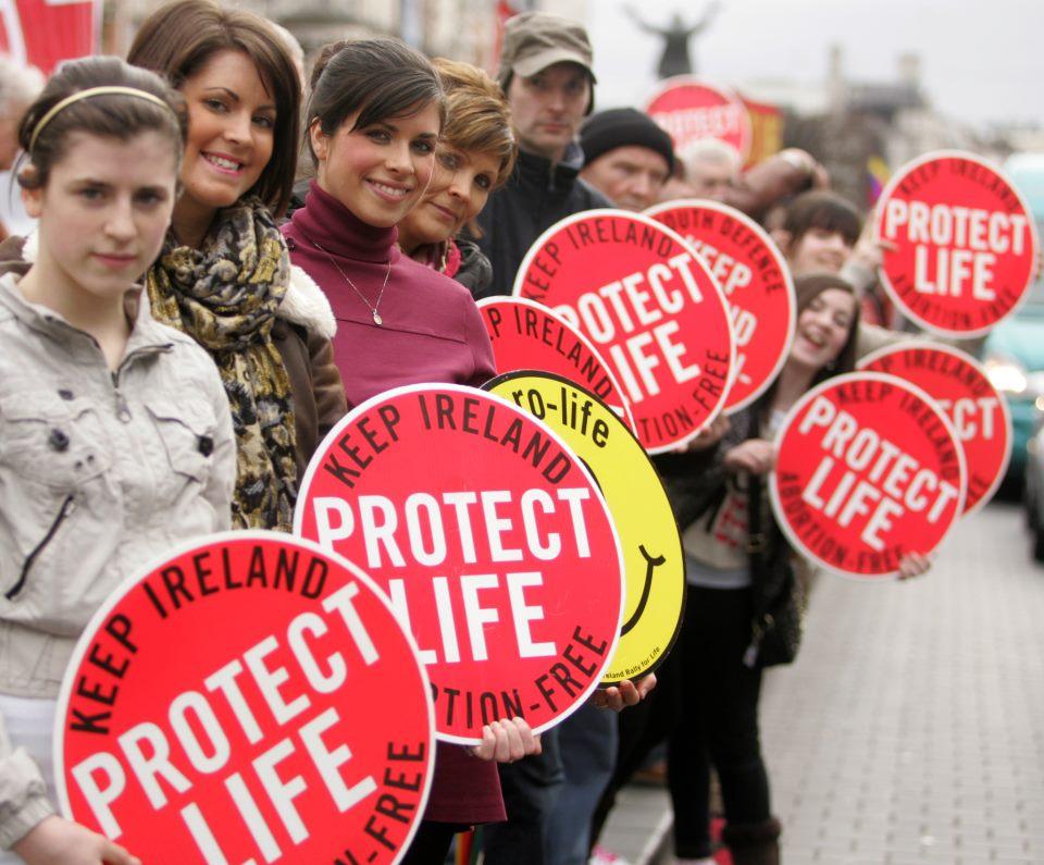 Ireland pro life