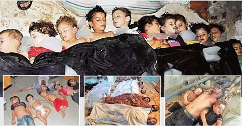How Many Kids Assad Killed Cnn