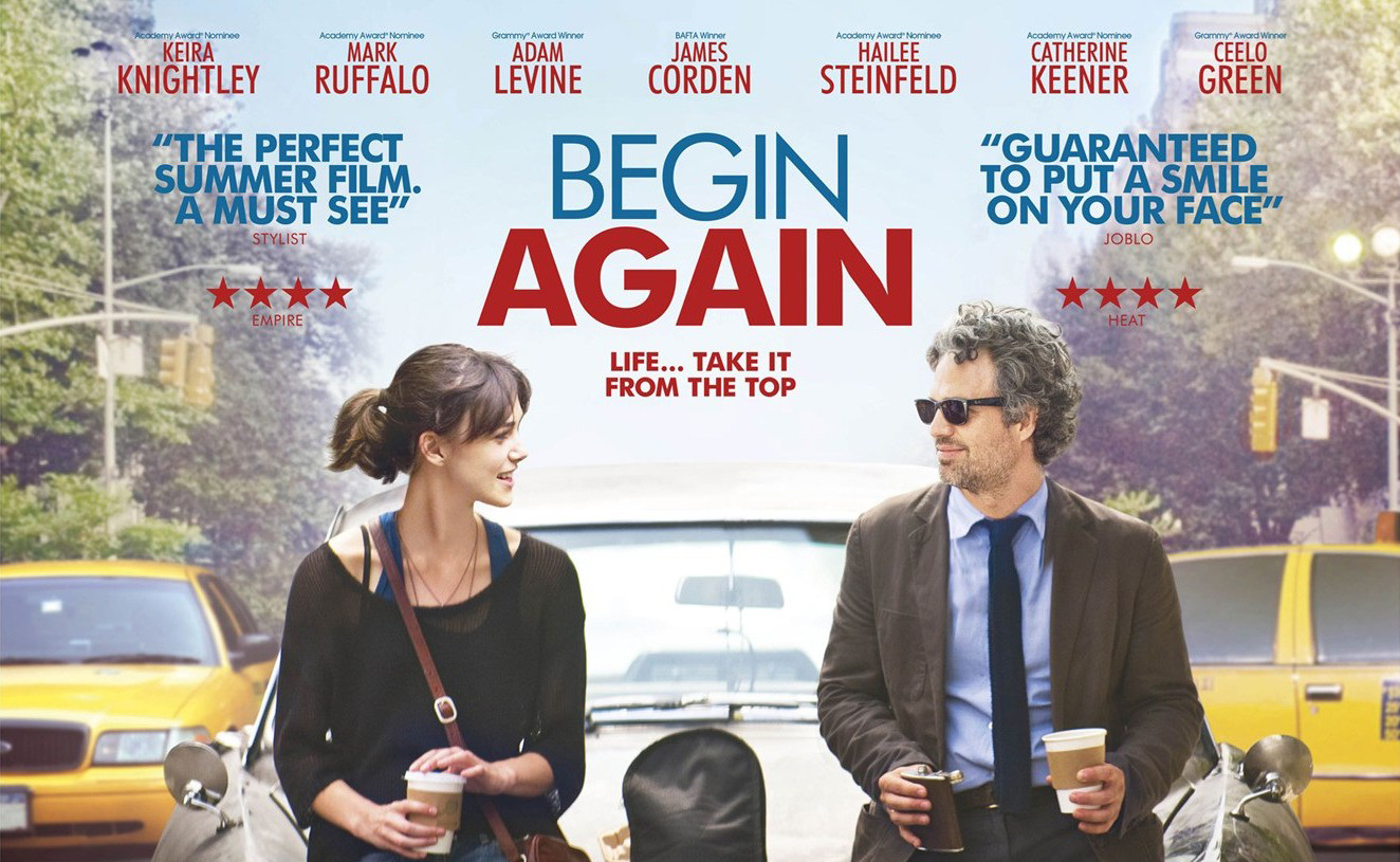 Movie Corner: Begin Again
