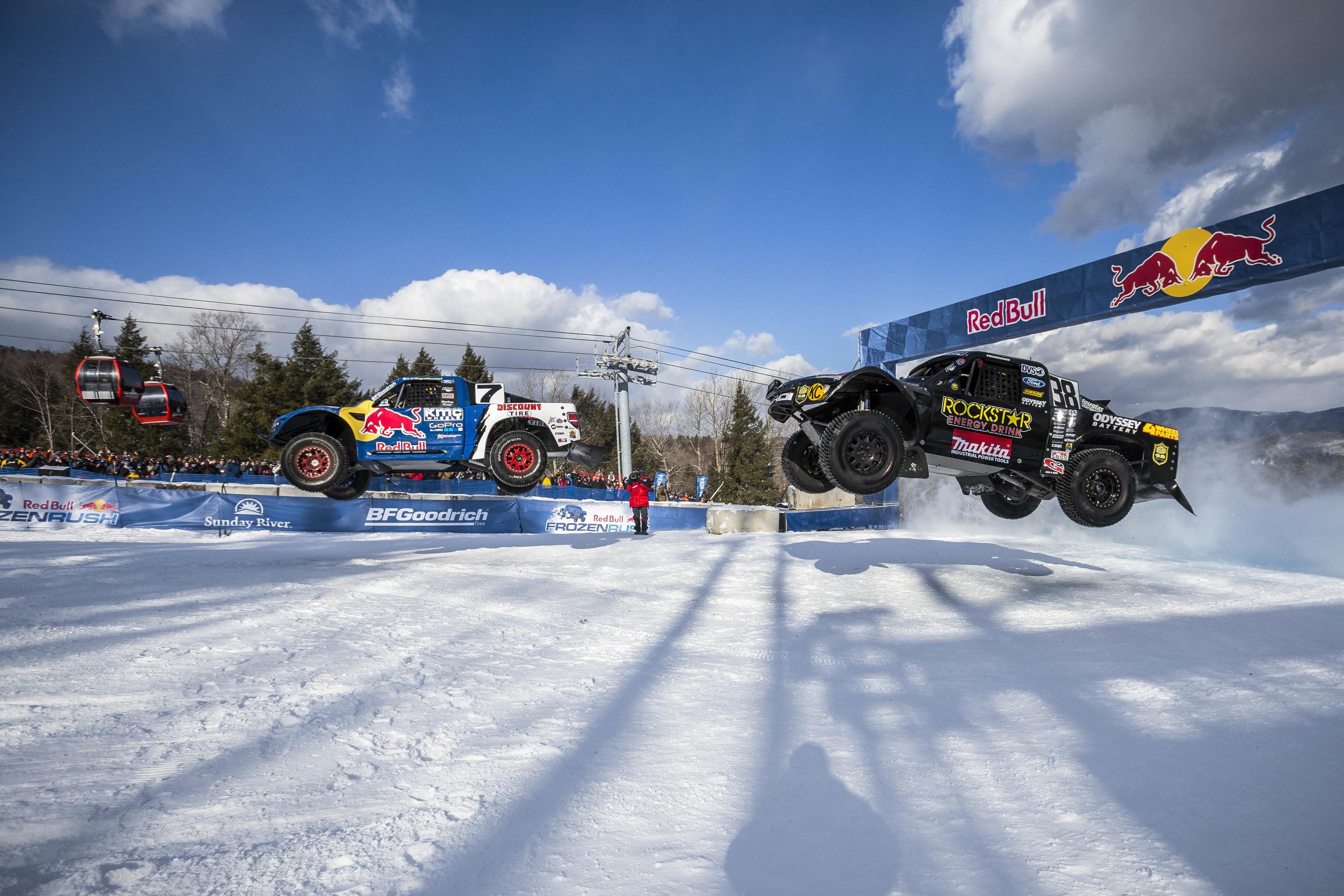 Red Bull Frozen