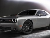 FCA US LLC Dodge Challenger Shaker Model