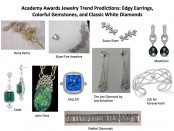 StyleLab Academy Awards Jewelry