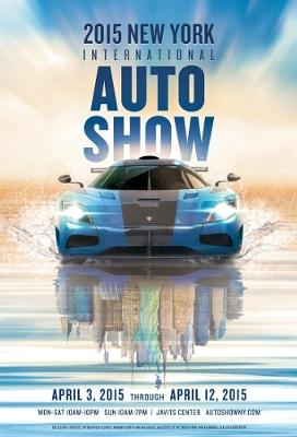 ny auto show 2015 poster