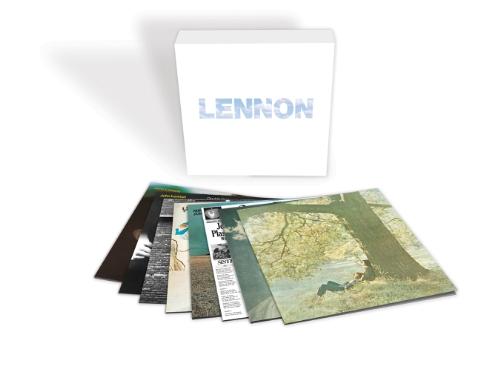 Capitol UMe Lennon Packshot