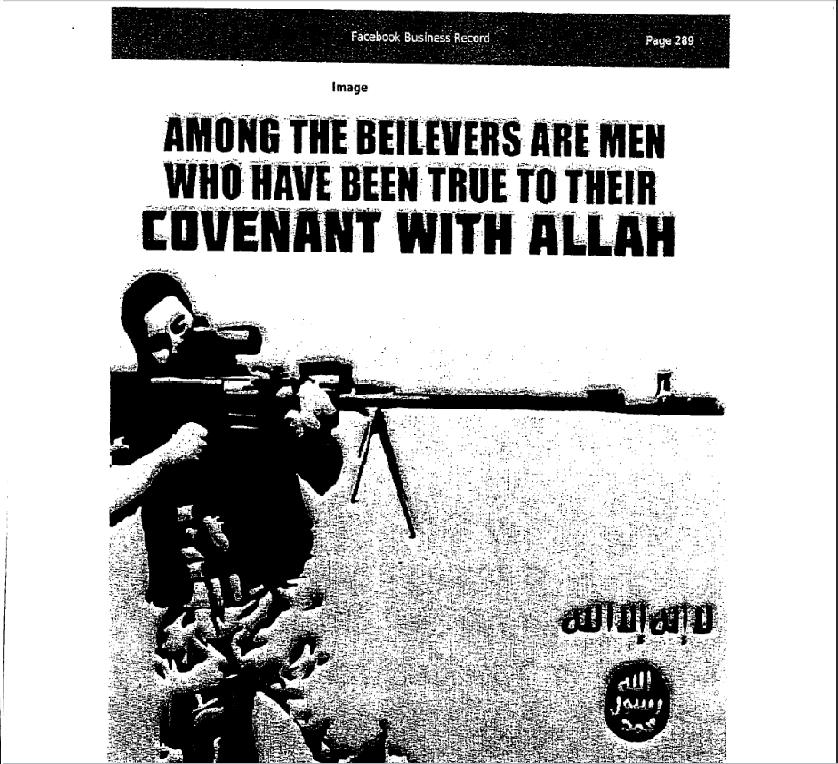 TerroristsFacebookPost