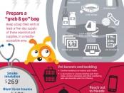 Pet Disaster Prep Update Infographic