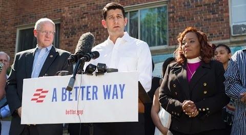 Speaker Paul Ryan A Better Way