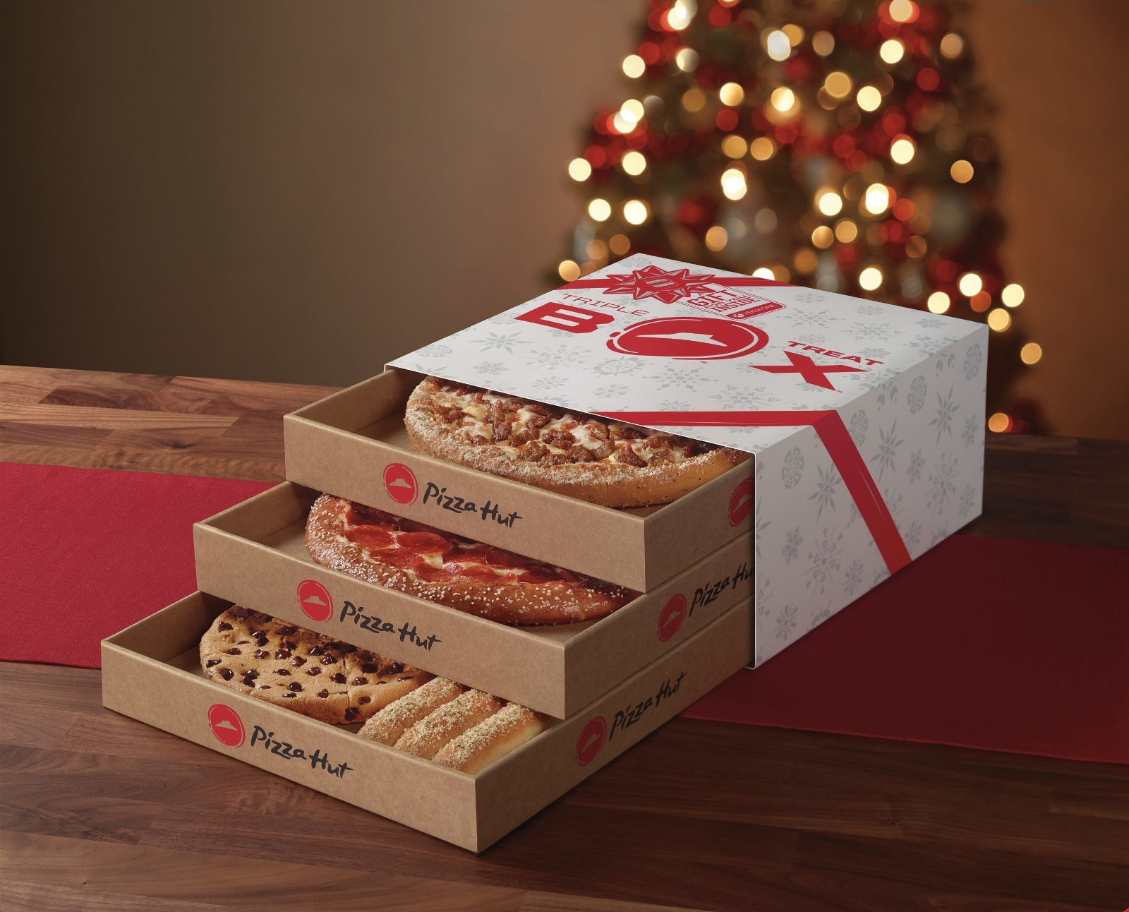 Pizza and Video Games this Holiday Season | US Daily Review