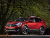 2017 Honda CR-V Takes Home AutoGuide.com Reader's Choice Utility Vehicle of the Year Award (PRNewsfoto/American Honda Motor Co., Inc.)