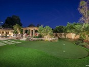 Grass Installation Paradise Valley Arizona