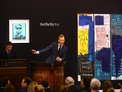 Sothebys Contemporary Art Evening Sale