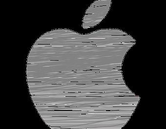 apple logo free