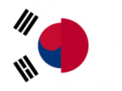 korea-japan-flag